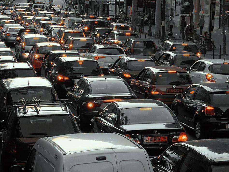 liikenneruuhka
